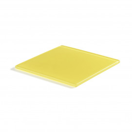 Mealplak lemon square tray Nacryl 2 sizes