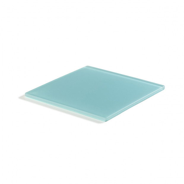 Mealplak lagoon square tray Nacryl 2 sizes