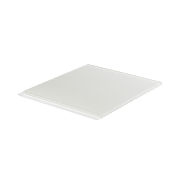 Mealplak white large tray Nacryl