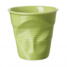 Crumpled coffee cup verbena 2 sizes