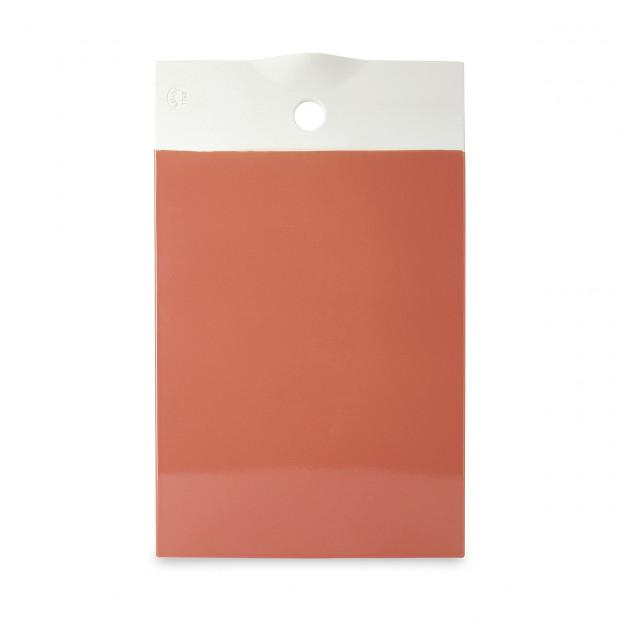 Color Lab capucine orange cheese board 2 sizes