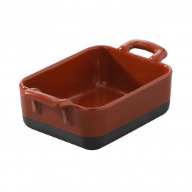 Eclipse individual baking dish 3 colors