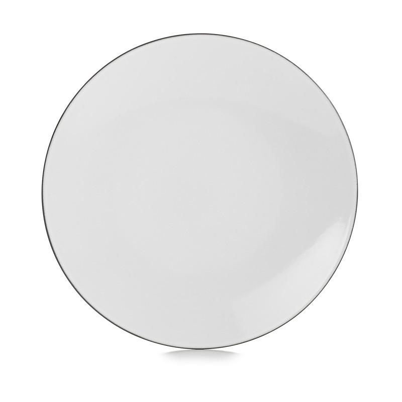 ceramic dinnerware dinner plates 11inch 4 colors equinoxe revol