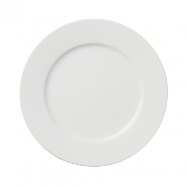 French Classics white dessert plate 3 sizes