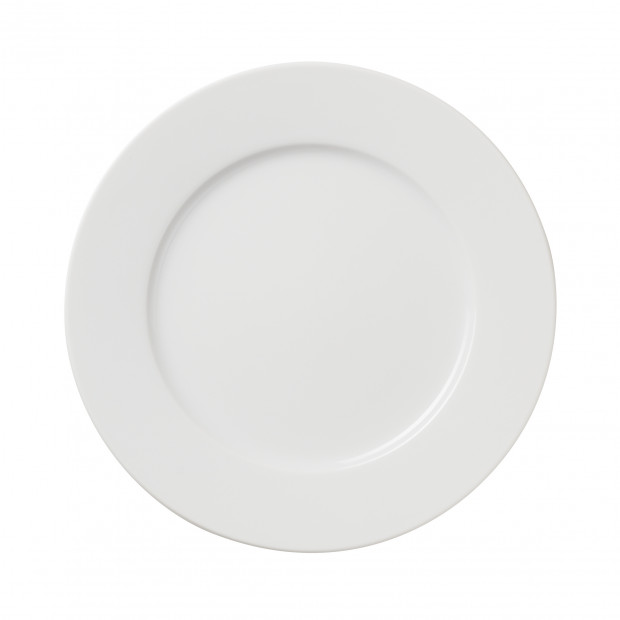 French Classics white dessert plate 3 sizes