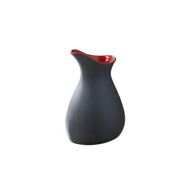 Design milk pot red or black likid