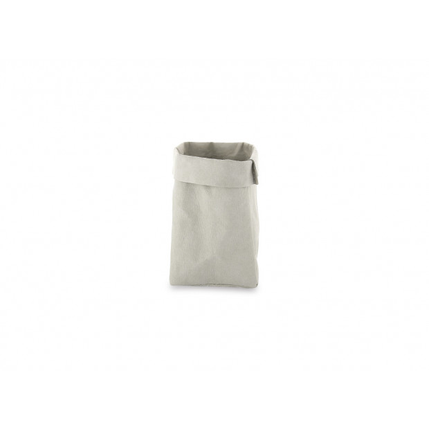 Grey cellulose bread bags, 3 sizes