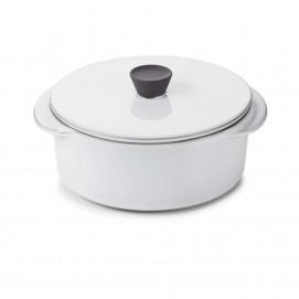 Cocotte with lid Caractère, 4 colors
