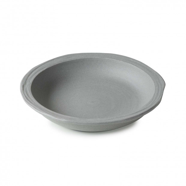 CARACTERE RECT DISH WITH LID 26X18