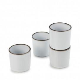 s/4 espresso cups caractere, 7 colors