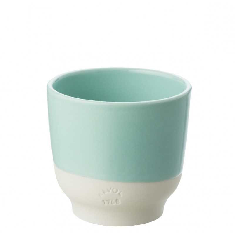 set of 4 espresso cups and 4 saucers color lab by revol