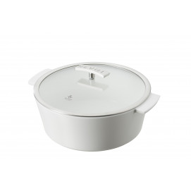 Revolution round dutch 3.75QT oven glass lid ø10.25""