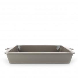 Les Naturels sesame grey baking pan