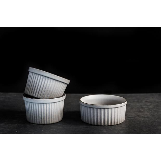 "French Classics pepper individual souffle dish Ø3.75"""