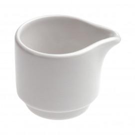 crémier en porcelaine blanche - les essentiels