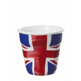 Froissé cappuccino décoré Royaume Uni
