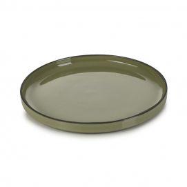 Assiette Caractère Cardamome