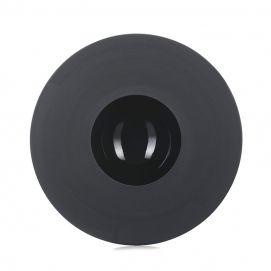 assiette sphère Black Ink
