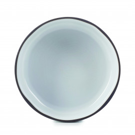 bloc à beurre en porcelaine blanche - les essentiels