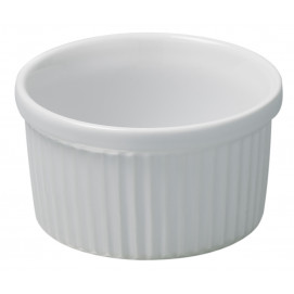 MOULE A SOUFFLE INDIVIDUEL - FRENCH CLASSIC 15CL - BLANC