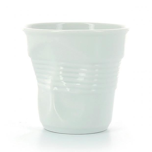 tasse Déjeuner Froissé en porcelaine