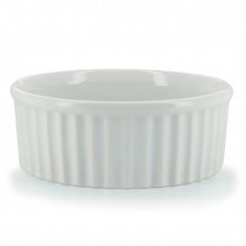 Moule à soufflé en porcelaine