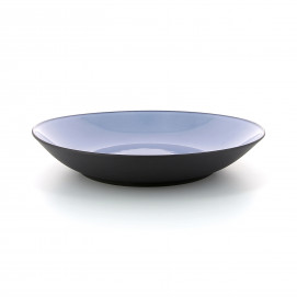 Ceramic soup bowl - Cirrus Blue