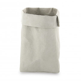 Natural fibre basket - Light Grey