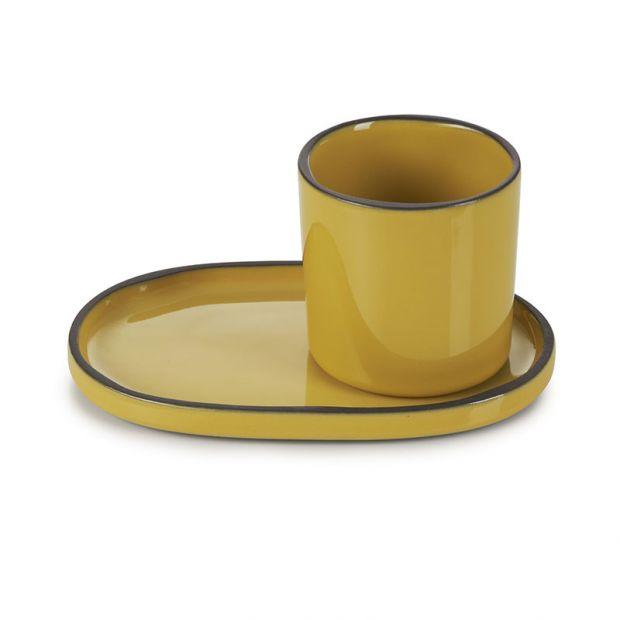 ceramic cup Caractère Tumeric