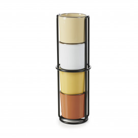 CARACTERE CUPS WIRE HOLDER 8CL X 4