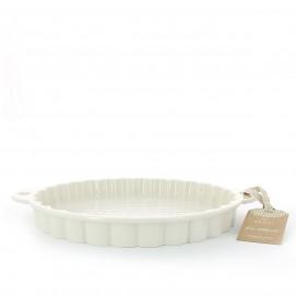 Porcelain tart pan