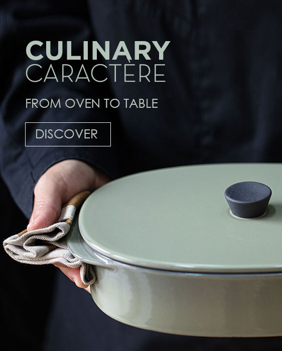 Culinary Caractere: from Oven to Table!