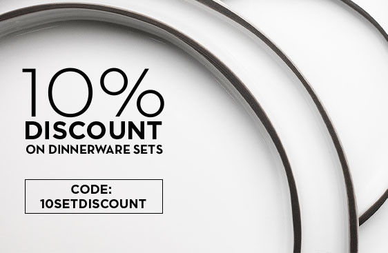 Get 10% discount Now on all Revol dinnerware sets