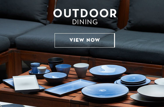 Dine out equinoxe dinnerware