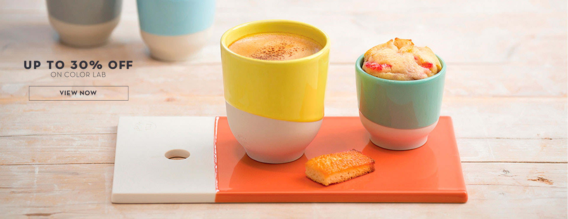 COLOR LAB ESPRESSO CUPS