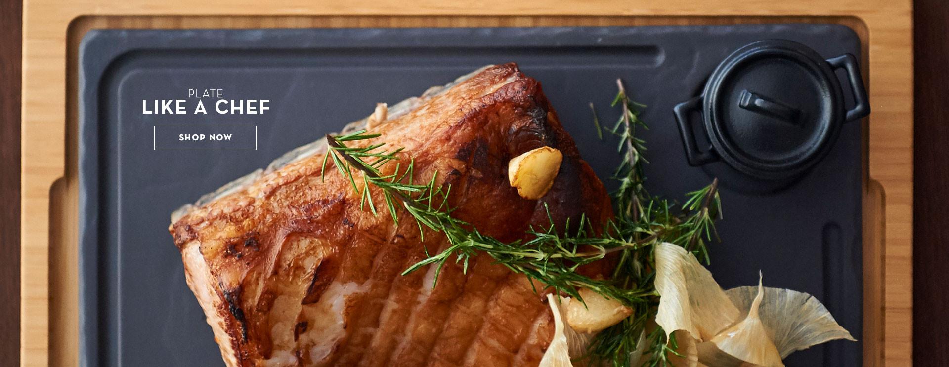basalt steak plate