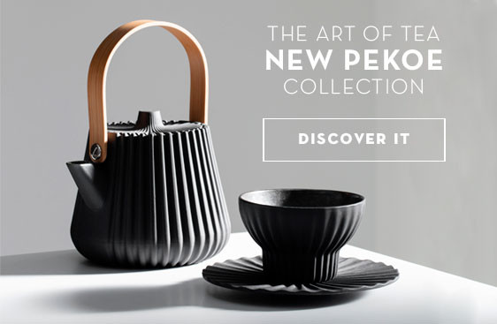 discover the new pekoe collection