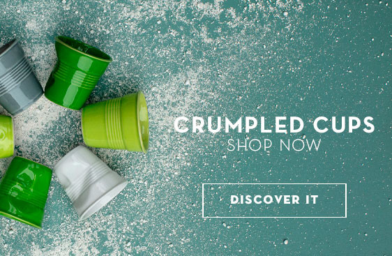 CRUMPLED CUPS SHOP NOW